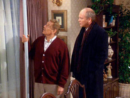 Festivus Pole from Seinfeld