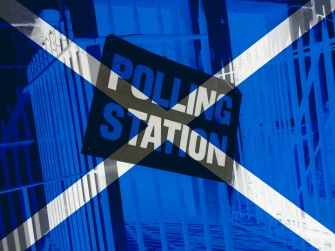 Handing the power back: Scottish Independence