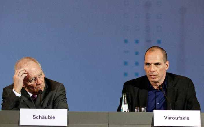 Yanis and Schauble